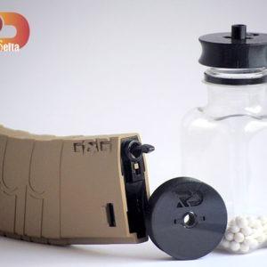 Extractor personalizado realizado en 3D para Airsoft