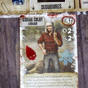Tokens realizados en 3D para Juego de Mesa Dead Of Winter