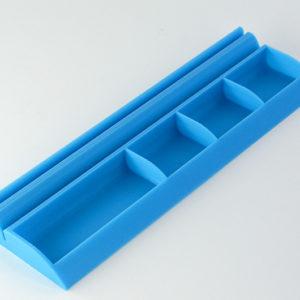 Portacartas para Juegos de Mesa realizado en 3D