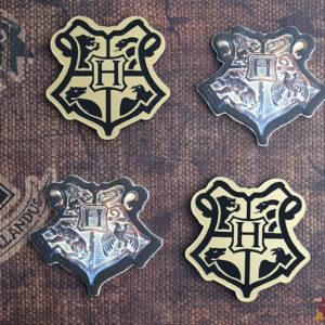 Tokens artesanales para el Juego de Mesa Harry Potter Hogwarts Battle