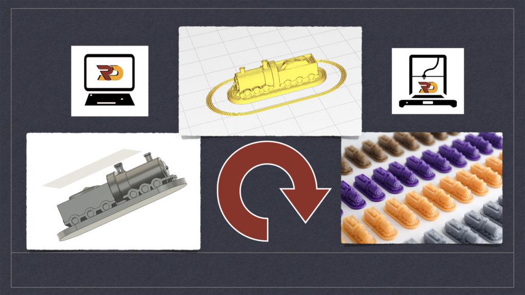 Muestras de Impresión 3D
