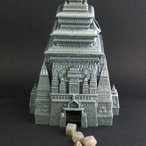 Torre de Dados del Monje