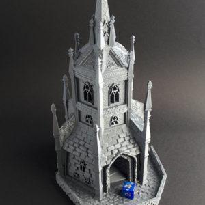 Torre de Dados del Paladin