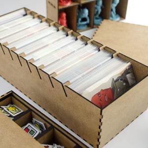 Inserto Marvel United Caja de Cartas