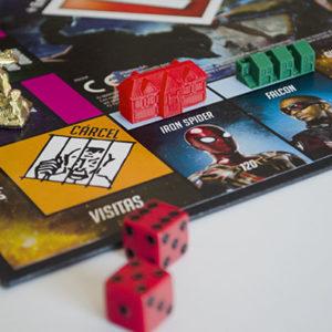 Casas y Hoteles Monopoly