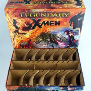Inserto para Lengendary X-Men